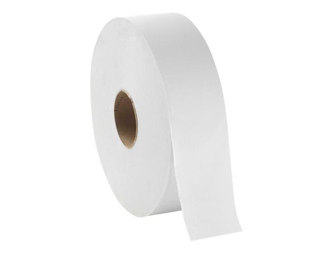 Acclaim 1-Ply Jumbo Sr. Bathroom Tissue -- 6 rolls per case.