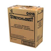 Chicopee Wipe, Industrial Cloth Yellowith Orange Stretch N Dust Towel 23.5X24 -- 100 per case.