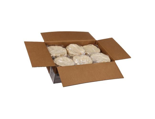 Mission Foods White Corn Tortilla, 6 inch - 60 per pack -- 12 packs per case.