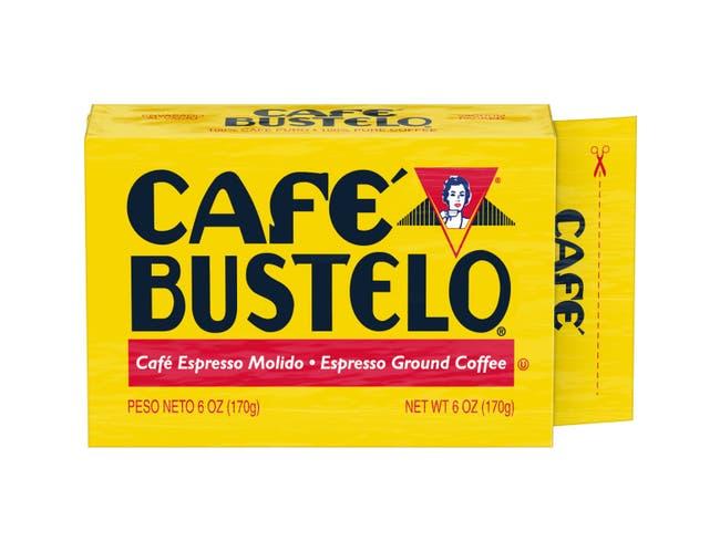 Cafe Bustelo Espresso Ground Coffee, 6 Ounce -- 12 per case.