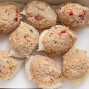 Miss Sallys 1.5 Ounce Stuffed Crab in Natural Shell, 2.25 Pound -- 6 per case.