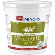 Nestle Minors All Natural Vegetable Base, 1 Pound -- 6 per case.