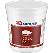 Nestle Minors Pork Base, 1 Pound -- 6 per case.