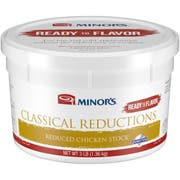 Minors Classical Reduction Roasted Gluten Free Chicken Stock, 3 Pound -- 4 per case.