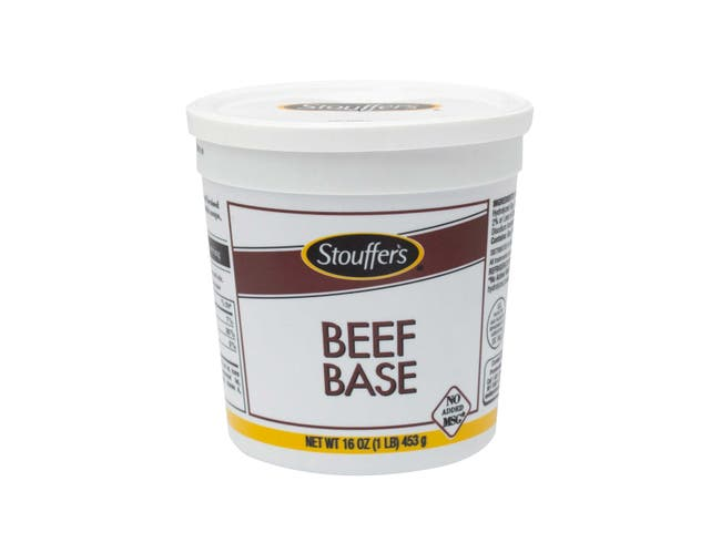Nestle Stouffers No Added MSG Beef Base, 1 Pound -- 12 per case.