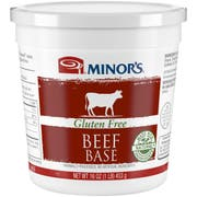Nestle Minors All Natural Beef Base, 1 Pound -- 6 per case.