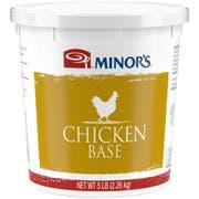 Nestle Minors Chicken Base, 5 Pound -- 4 per case.