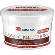 Minors Classic Reductions Brown Stock, 3 Pound Tub -- 4 per case