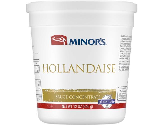 Nestle Minors Concentrate Hollandaise Sauce, 12 Ounce -- 6 per case.