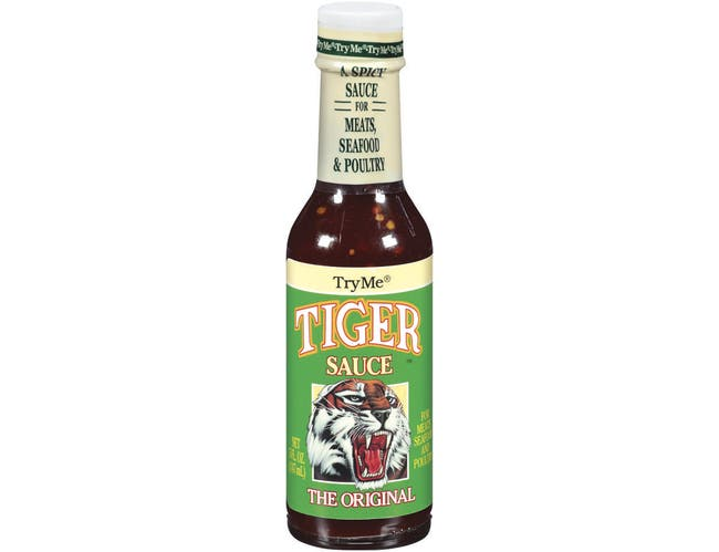 Try Me Tiger Sauce, 5 Fluid Ounce -- 6 per case.