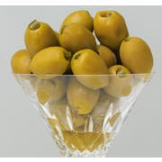 Gambinos Jalapeno Stuffed Olives, 1 Gallon -- 1 each.