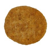 Fast Fixin Fully Cooked Breaded Chicken Breast Patties, 2.5 Ounce -- 64 per case.