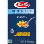 Barilla Gluten Free Elbows Pasta, 12 Ounce -- 8 per case.