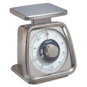 Taylor Rotating Dial Mechanical Scale - Analog Portion Control Scale, 0.5 Ounce -- 1 each.