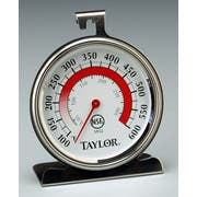 Taylor Classic Oven Thermometer, 3 1/4 x 3 3/4 inch -- 1 each.