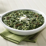Blount Creamed Spinach with Mushrooms Side Dish, 4 Pound -- 4 per case.