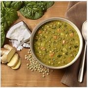 Blount Organic Coconut Lentil Soup, 4 Pound -- 4 per case