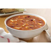 Blount Fine Foods Minestrone Soup - 4 lb. package, 4 per case