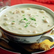 Blount Fine Foods New England Extreme Clam Chowder - 4 lb. package, 4 per case