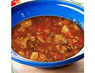 Blount Fine Foods Albondigas Soup - 4 lb. package, 4 per case