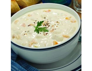 Blount Atlantic New England Clam Chowder, 4 Pound -- 4 per case.
