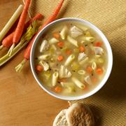 Blount Organic Chicken Noodle Soup, 4 Pound -- 4 per case.