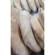 Gonnella Pita Flatbread Roll Dough, 3.5 Ounce -- 120 per case.