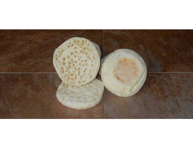 Gonnella Baking Plain English Muffins, 2 Ounce -- 72 per case.
