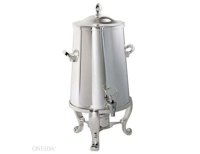 Oneida 5 Star Collection Sant Andrea Ouverture Stainless Steel Maestro Modern Coffee Urn, 3 Gallon -- 1 each.