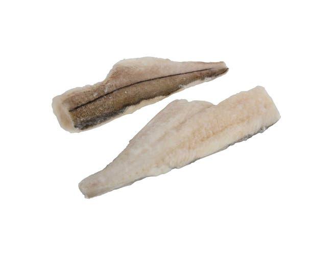 Seaside Haddock Fillet Boned Skin On, 10 Pound -- 1 each.