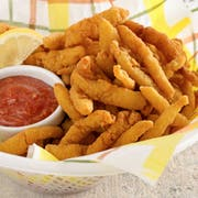 Sea Watch Frozen Captain Pride Fried Breaded Clam Strip, 6 Pound -- 1 each.