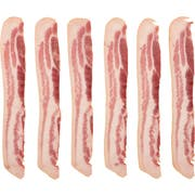 Wrights Buffet Natural Hickory Smoked Thick Bacon, 30 Pound -- 1 each.