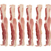 Tyson Wright Brand Natural Texas Smoked Bacon - 14-18 Slices per Pound, 10 Pound -- 1 each.