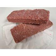 Dr Praegers Sensible Foods Vegan Perfect Burger Brick, 10 Pound -- 1 each