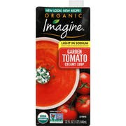 Imagine Foods Organic Creamy Tomato Soup, 32 Ounce -- 12 per case.