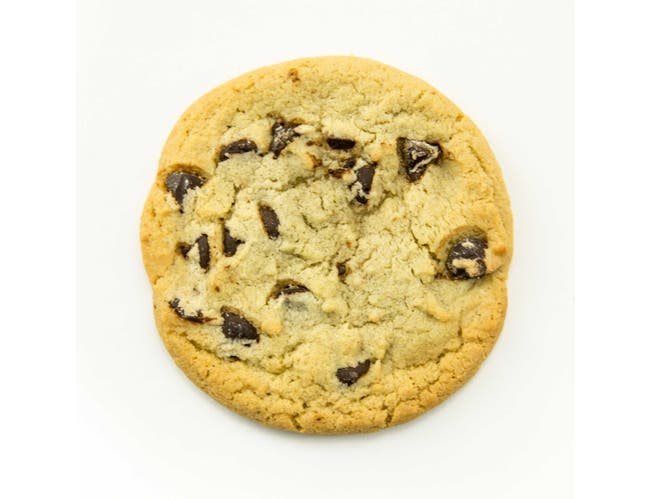 Best Maid Thaw and Serve Chocolate Chip Cookie, 1 Ounce -- 72 per case.