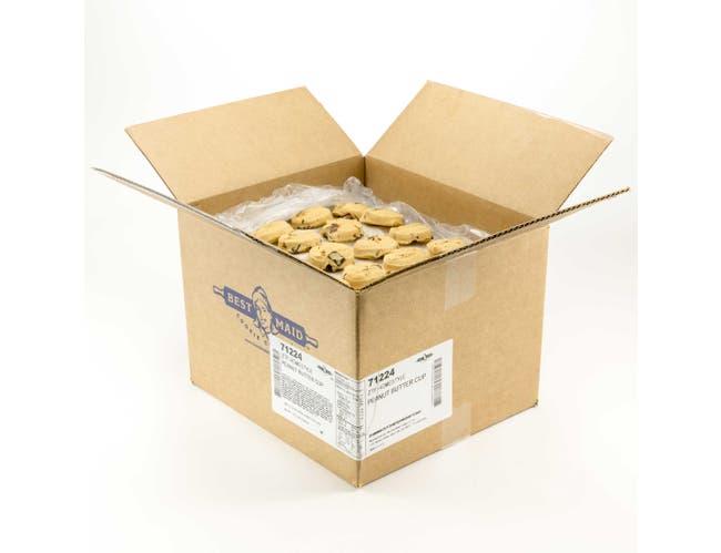 Best Maid Peanut Butter Cup Cookie Dough, 1.5 Ounce -- 200 per case.