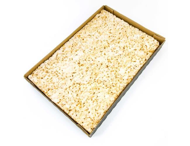 Best Maid Quarter Sheet Marshmallow Crispy Bar, 1.3 Ounce -- 4 per case.