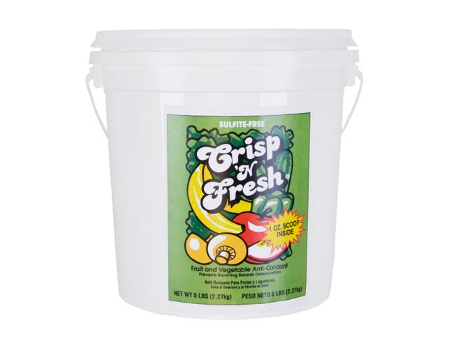 Crisp Fresh Power Alley Energy Burst Preserve -- 2 Pail 5 Pound