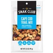 Century Snacks Snak Club Premium Pack Cape Cod Trail Mix, 3.5 Ounce -- 6 per case