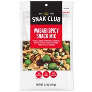 Century Snacks Delight Wasabi Spicy Snack Mix, 4.2 Ounce -- 6 per case