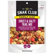 Century Snacks Snak Club Family Size Sweet Salty Trail Mix, 14 Ounce -- 6 per case
