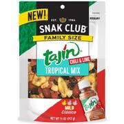Century Snacks Snak Club Family Size Tajin Tropical Mix, 11 Ounce -- 6 per case