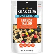 Century Snacks Snak Club Party Size Energizer Trail Mix, 24 Ounce -- 6 per case