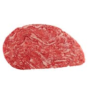 Kings Command Foods Raw Oval Philly Beef Steak, 10 Pound -- 1 each.