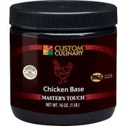 Chicken Base No Msg Red 35 Pound