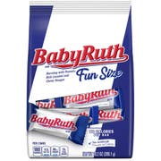 Nestle Baby Ruth Funsize Chocolate Bar, 10.2 Ounce Bag -- 6 per case