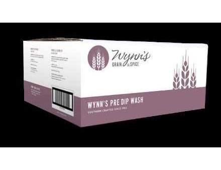 Wynns Grain and Spice Pre Dip Wash, 25 Pound -- 1 each.