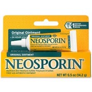 Neosporin Original Ointment, 0.5 Ounce -- 72 per case.