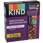 Kind Salted Caramel and Dark Chocolate Nut Bar, 1.4 Ounce -- 72 per case